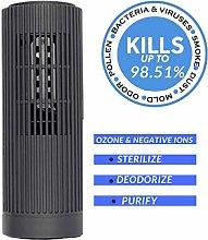 PurifiedO2 purificador de aire iónico portátil