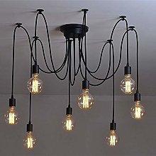 PXY Lámpara Colgante Útil Industrial Diy8 / 10