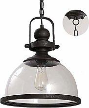 PXY Lámpara de Colgante de Vidrio de Vendimia