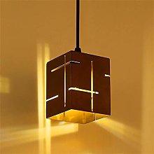PXY Lámpara Industrial de Chandelier de Metal