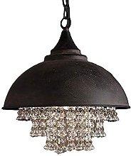PXY Útil Lámpara de Estar de Araña de Cristal