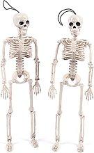 QAZW Accesorio De Esqueleto De Decoración De