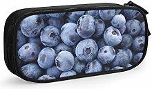 QDGERWGY Blueberries - Estuche de gran capacidad,