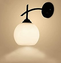 QHCS Lámpara de Pared Country Retro Industrial