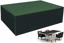 QIANC Funda para Muebles de Jardín,Funda Mesa