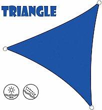 QIANDA Velas de Sombra Triángulo A Prueba De