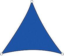 QIANDA Velas de Sombra Triángulo PU Impregnado
