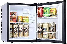 QIU 50L Mini Nevera Negro 50L Cerveza, Nevera de
