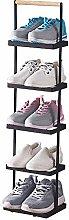 QNDDDD Estanterías de Zapatos Organizan Estante