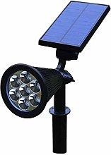 QNDDDD Lámparas de Pared, Foco Solar