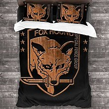 Qoqon Foxhound Special Forces Group Metal Gear