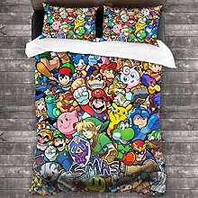 Qoqon Legend of Zelda Super Mario Smash Bros Kirby