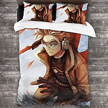 Qoqon My Hero Academia Hawks Manga edredón de