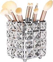 Qualsen Organizador de Maquillaje Cristal