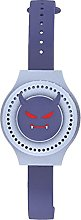 qunzi Reloj ventilador portátil USB recargable de