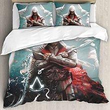 QWAS Assassin's Creed - Juego de funda de