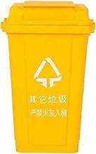 QYRKYP Cubo de Basura de Saneamiento, Papelera de