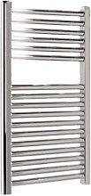 Radiador toallero 80 cromo Futurbaño