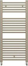 Radiador Toallero De Agua Ocean Quartz 1110x500mm