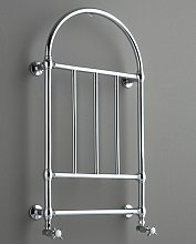 Radiador toallero de pared de 3+3 barras con arco