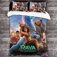 Raya and The Last Dragon - Juego de funda de