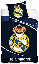 Real Madrid Carbotex RM186007-135 - Ropa de cama
