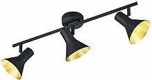 Reality Leuchten Moderna lámpara de techo LED de