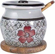 Recipientes para condimentos Tarros de cerámica