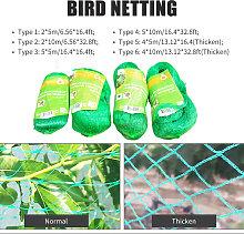 Red anti-pajaros, Red de jardin, Cercado de red de