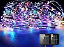 REDSTORM - Guirnalda Luminosa Solar Exterior, 20