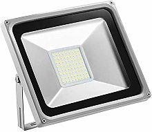 Reflector LED de 50W, foco para exteriores,