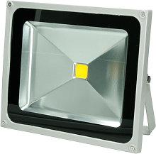 Reflector LED foco proyector faro 50W exterior