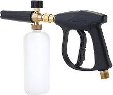 Regadera ajustable del tunel de lavado, botella