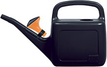 Regadera aqua en color negro 5 litros