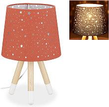 Relaxdays - Lámpara de mesa infantil, Para niños