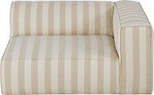 Reposabrazos derecho para sofá modular con