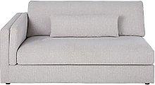 Reposabrazos derecho para sofá modular de 2