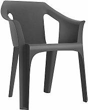resol Cool sillón Silla con Brazos de plástico
