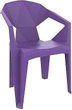 resol Delta sillón Silla con Brazos de plástico