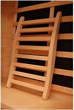 Respaldo de madera para sauna MPCSHOP SN-AC-DOSS