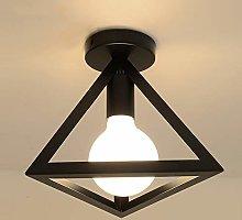 Retro Industrial Lámpara de techo de interior
