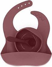 RG-FA 3pcs Bebé Vajilla Set Recién Nacido