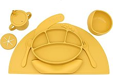 RG-FA 8 unids/set platos de bebé conjuntos de