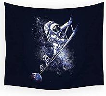 RGFIJP tapizTapiz de Astronauta Space Hippies