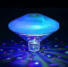 Richaa - Luz de baño LED impermeable, luz
