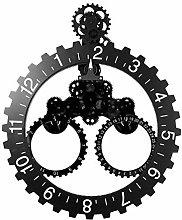 Rnwen Reloj de Mesa Calendario de Pared Sala de