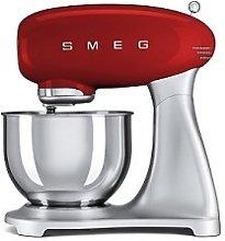 Robot Cocina Smeg Rojo - Smeg