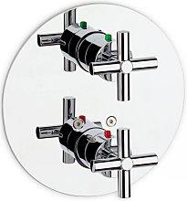ROCA - Grifo bañera-ducha termostático Loft Roca