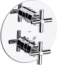 ROCA - Grifo ducha termostático empotrable Loft