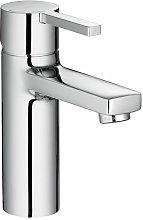 ROCA Grifo mezclador lavabo cuerpo liso - Naia